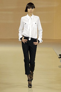 BST xuân - hè 2007 của Karl Lagerfeld - 16