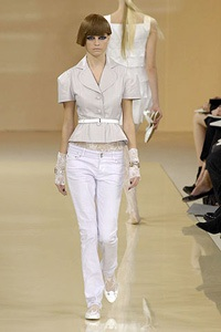 BST xuân - hè 2007 của Karl Lagerfeld - 13