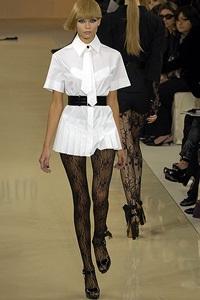 BST xuân - hè 2007 của Karl Lagerfeld - 1