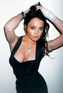 Lindsay Lohan: Hơn cả sự gợi cảm - 2