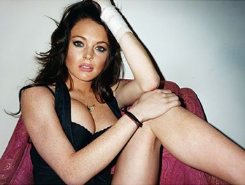 Lindsay Lohan: Hơn cả sự gợi cảm - 1