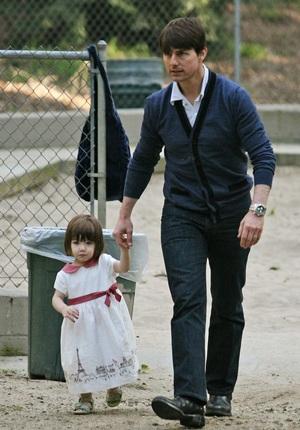 Tom Cruise chi 100.000 đô la cho sinh nhật con gái - 4