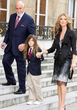 Vợ chồng Celine Dion được tạc tượng - 5