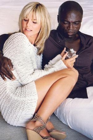 """Heidi Klum: """"Seal cầu hôn tôi trong lều tuyết"""" - 1"""