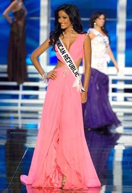 Những chiếc váy dạ hội đẹp nhất cuộc thi hoa hậu hoàn vũ - 3