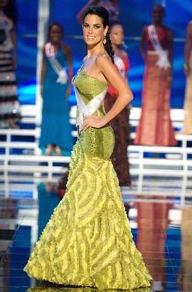 Những chiếc váy dạ hội đẹp nhất cuộc thi hoa hậu hoàn vũ - 5