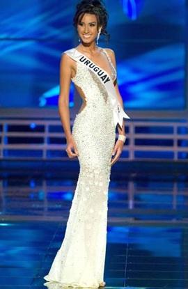 Những chiếc váy dạ hội đẹp nhất cuộc thi hoa hậu hoàn vũ - 6