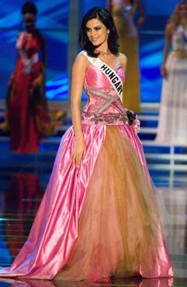 Những chiếc váy dạ hội đẹp nhất cuộc thi hoa hậu hoàn vũ - 8