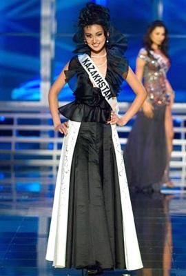 Những chiếc váy dạ hội đẹp nhất cuộc thi hoa hậu hoàn vũ - 9