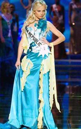 Những chiếc váy dạ hội đẹp nhất cuộc thi hoa hậu hoàn vũ - 7