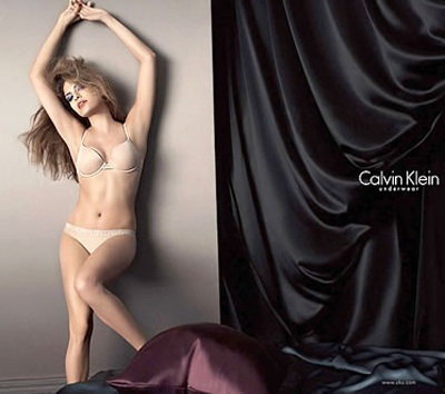 Eva Mendes - Gương mặt gợi cảm của Calvin Klein - 3