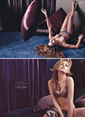 Eva Mendes - Gương mặt gợi cảm của Calvin Klein - 2