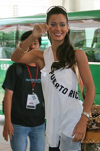 10 gương mặt sáng giá của cuộc thi Hoa hậu Hoàn vũ 2008 - 6