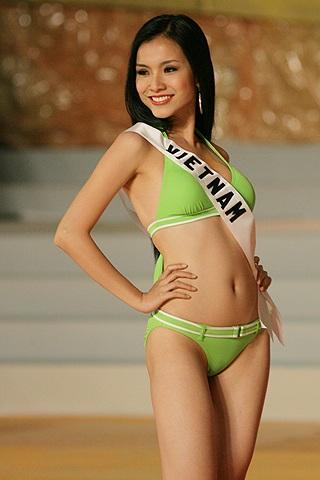 10 gương mặt sáng giá của cuộc thi Hoa hậu Hoàn vũ 2008 - 10