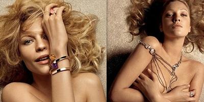 Claire Danes quảng cáo cho Gucci - 1