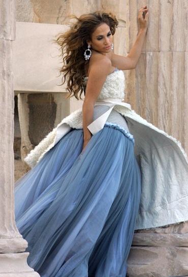 Jennifer Lopez tạo dáng ở…Hi Lạp - 3