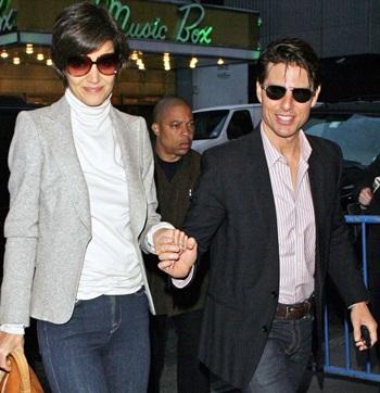 """Tom Cruise: """"Tôi quá tự hào về vợ mình"""" - 2"""
