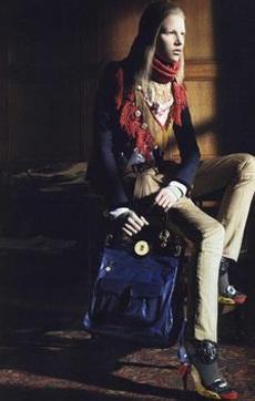 10 quảng cáo thời trang đẹp nhất mùa thu- đông 2007 - 16