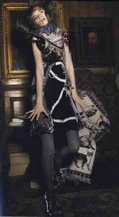 10 quảng cáo thời trang đẹp nhất mùa thu- đông 2007 - 15