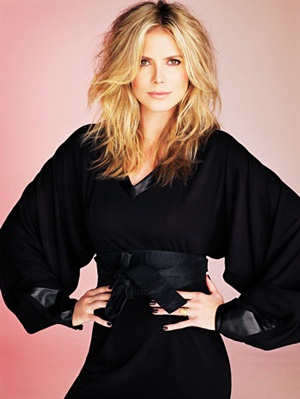 """Heidi Klum: """"Ngày xưa, tôi rất nhút nhát"""" - 4"""