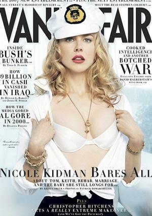 "Nicole Kidman: ""Tôi từng bị sảy thai"" - 4"