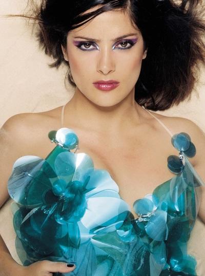 """Salma Hayek: """"Chồng là stylist của tôi"""" - 2"""