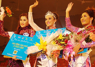 Phương Thảo sẽ kiện tới cùng BTC Hoa hậu Du lịch VN 2008 - 2