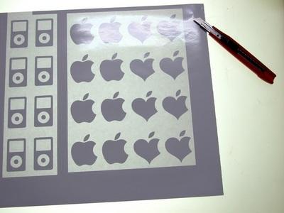 Chùm ảnh: Sáng tạo... cùng logo quả táo của Apple - 1