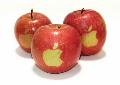 Chùm ảnh: Sáng tạo... cùng logo quả táo của Apple - 8