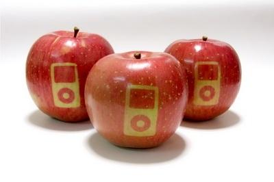 Chùm ảnh: Sáng tạo... cùng logo quả táo của Apple - 9