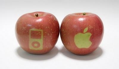 Chùm ảnh: Sáng tạo... cùng logo quả táo của Apple - 11