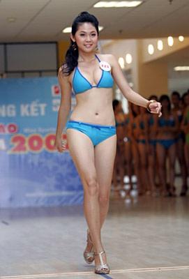 Ngắm người đẹp thể thao trong trang phục bikini - 8