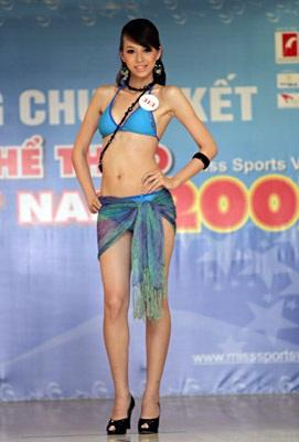 Ngắm người đẹp thể thao trong trang phục bikini - 6