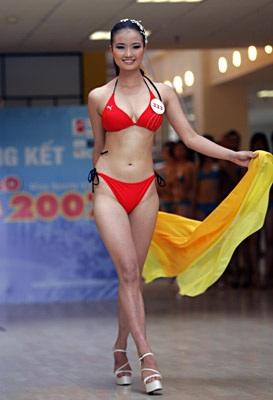 Ngắm người đẹp thể thao trong trang phục bikini - 5