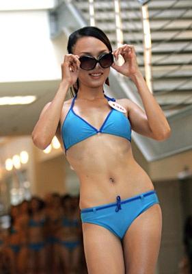 Ngắm người đẹp thể thao trong trang phục bikini - 12