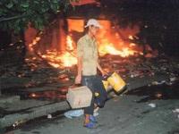 Chùm ảnh vụ cháy chợ Hà Đông - 5