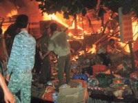 Chùm ảnh vụ cháy chợ Hà Đông - 4