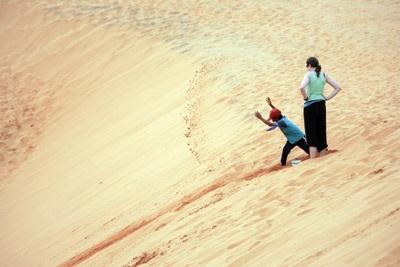 Tuổi thơ miền gió cát - 1