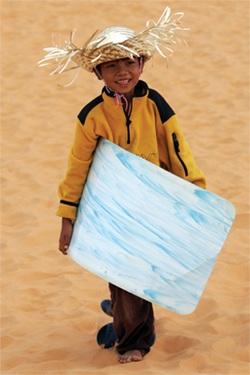 Tuổi thơ miền gió cát - 2