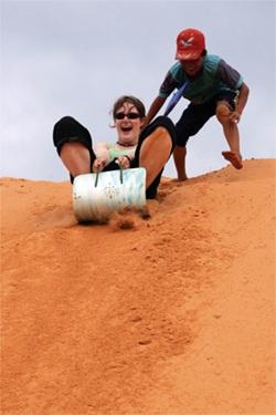 Tuổi thơ miền gió cát - 5