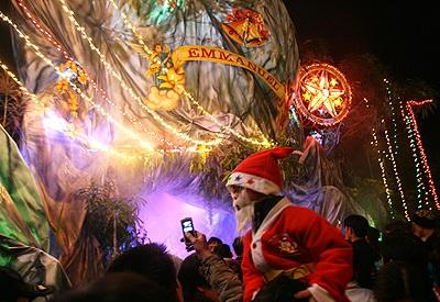 Đón Giáng sinh ở nhà thờ Cầu Rầm - 3