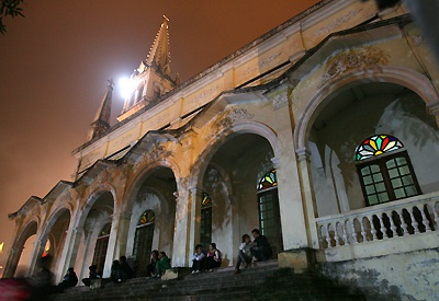 Đón Giáng sinh ở nhà thờ Cầu Rầm - 6