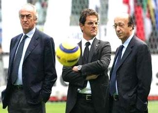 """Chiến dịch """"Bàn tay sạch"""" của bóng đá Italia - 1"""