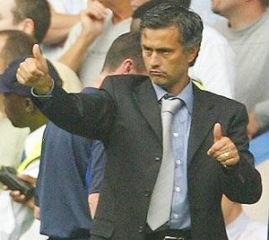 Cái lưỡi của Mourinho - 3