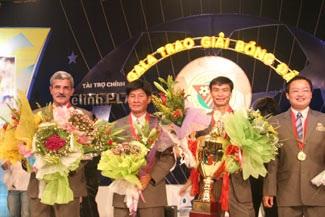 Ngày hội tôn vinh bóng đá Việt - 2