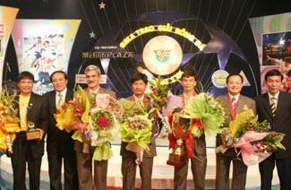 Ngày hội tôn vinh bóng đá Việt - 9