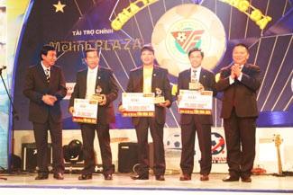 Ngày hội tôn vinh bóng đá Việt - 6