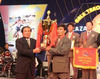 Ngày hội tôn vinh bóng đá Việt - 1