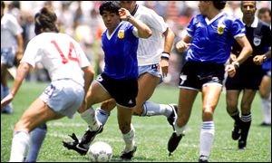 """Maradona: """"ĐT Anh sẽ vô địch World Cup 2006"""" - 2"""