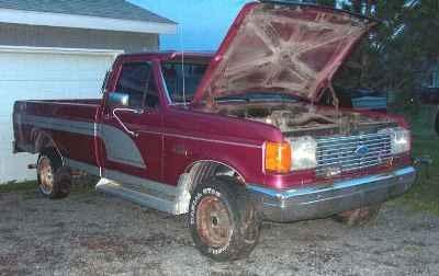Biến xe Ford F150 thành Hummer H1 - 1